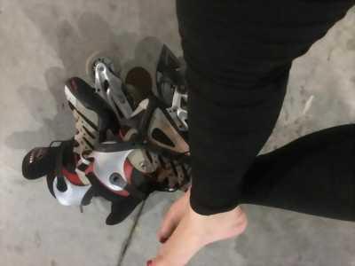 Giày patin bánh dọc size 39 - 42