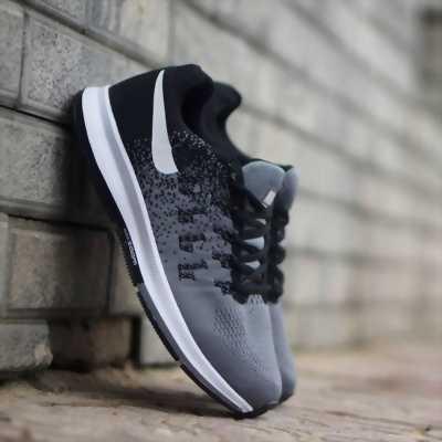 Giày thể thao xám đen