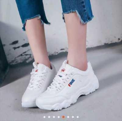 Giày sneaker fine