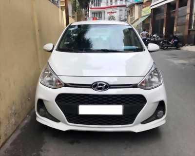 bán xe Hyundai I10...2019 mt bảng 1.25 Hatbach màu trắng full đồ