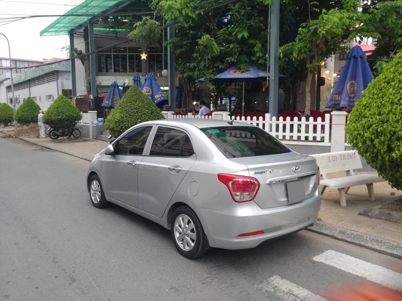 Bán Hyundai I10 2016 bản 1.25 số sàn xe nhập Full đẹp