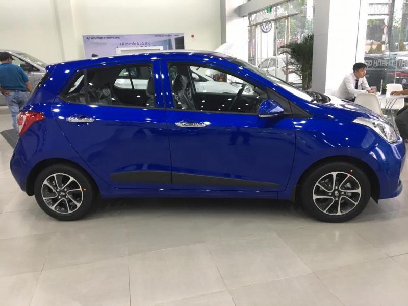 Giá sốc khi mua xe HYUNDAI GRAND I10 2019