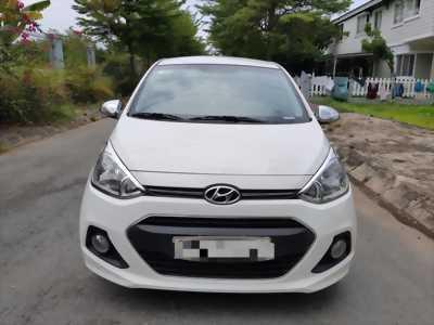 Bán Hyundai Grand i10 sedan At 11.2016 nhập khẩu