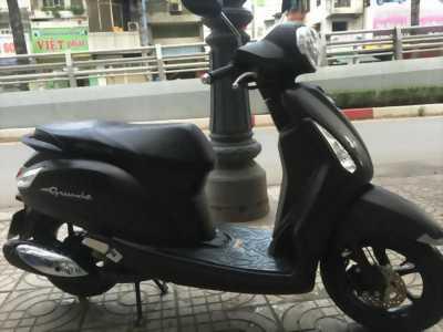 Yamaha Grande đen nhám