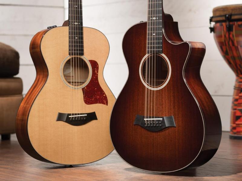 Dạo quanh thị trường đàn guitar acoustic và cách phân biệt các dòng đàn khác nhau