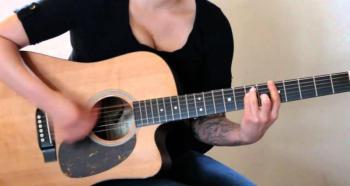 Các kiểu dáng đàn guitar acoustic được ưa chuộng nhất hiện nay