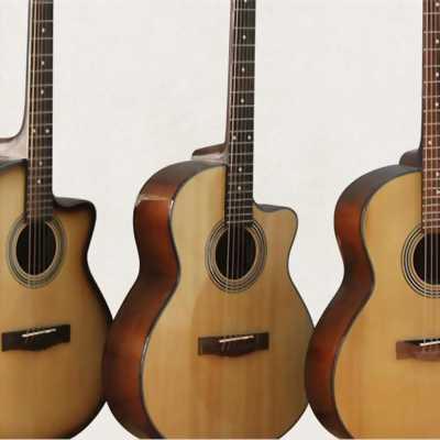 Guitar acoustic chính hãng giá sốc