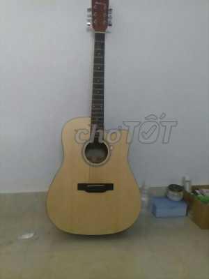Guitar Acoustic C12DC bảo hành đến T1/2019
