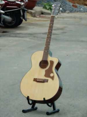 Guitar Aucostic Gỗ hồng đào kỹ mới 100%
