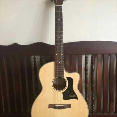 Guitar Acoustic A75. Có ty . Tặng bao vải