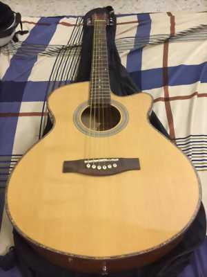 Cần bán đàn guitar acoustic mới 99%