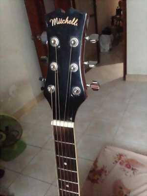Guitar Acoustic Mitchell - 95% - tặng phụ kiện