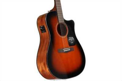 Đàn guitar acoustic Fender Cd60 nhập hãng Eq W0-GB621