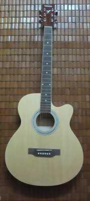 Đàn guitar acoustic tập chơi màu tối L2-RD742 giá rẻ