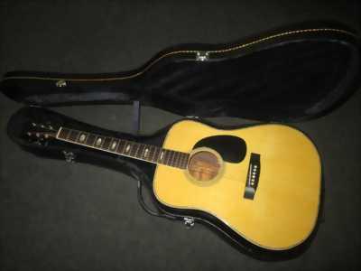 Guitar Morris w18 sx năm 1973 , đàn xách tay nhật!