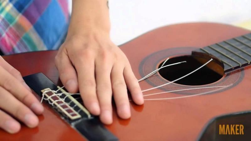 Giá 1 bộ dây đàn guitar classic là bao nhiêu?