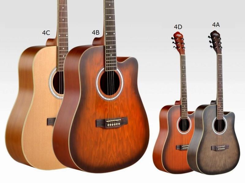 Đàn guitar acoustic Jade Butterfly J318C