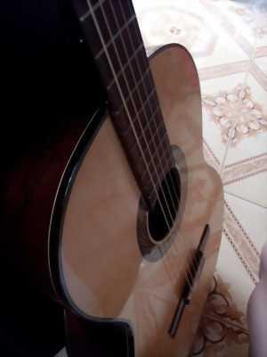 Guitar Glassic Gỗ Mây