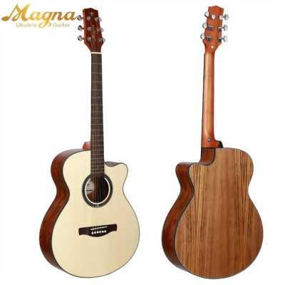Guitar Classic A65 mặt gỗ thông. Tại kho
