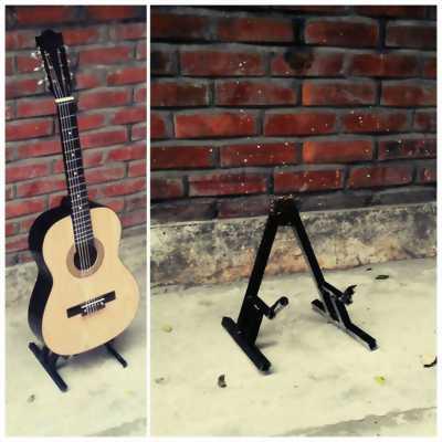 Guitar 420k, đế đứng đàn 75k