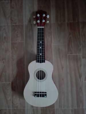 Bán đàn ukulele new kèm bao đựng + sách hd