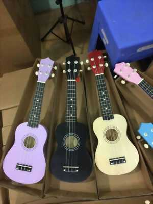 Bán đàn ukulele chính hãng giá rẻ Hóc Môn - ship COD toàn quốc