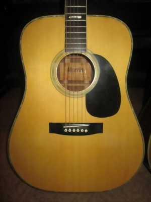 Cần bán đàn guitar  Morris acoustic W 30 Nhật sản xuất tại Nhật