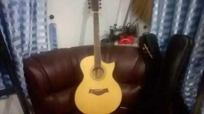 Cần ra đi em guitar acoustic vì ko có thời gian chơi