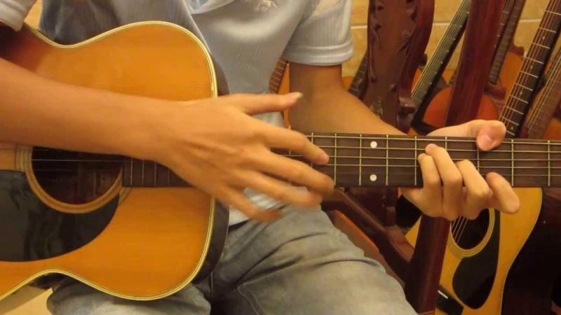 Danh sách các đại lý đàn guitar yamaha  uy tín tại TpHCM