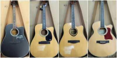 Bán đàn guitar nhập khẩu chính hãng Thái Lan