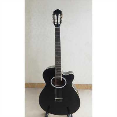 Đàn guitar classic Sài Gòn gỗ thịt đã già