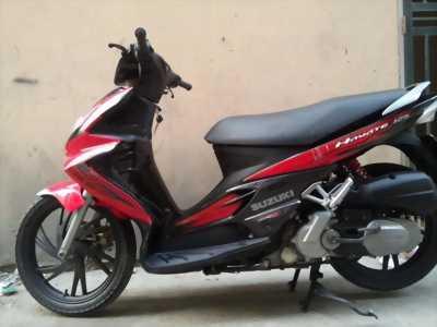 Hayate 125 màu đỏ đen chính chủ-2011