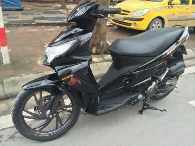 Suzuki Hayate nhập khẩu màu đen đăng kí 2011.