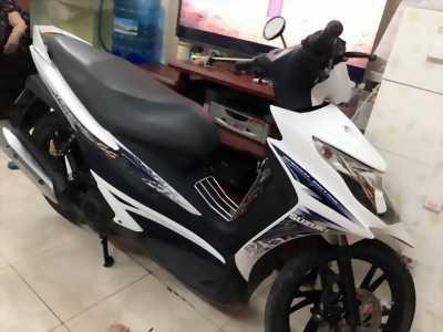 Suzuki Hayate 125 màu trắng đen chính chủ ...2012