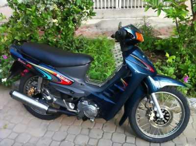 Viva 110 cc xe đăng ký 2001 màu xanh.
