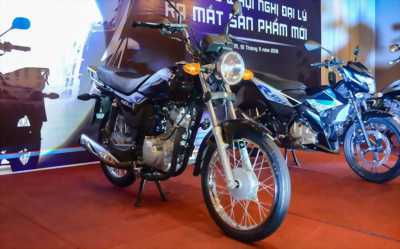 Xe côn tay Suzuki GD110 màu đen chính chủ