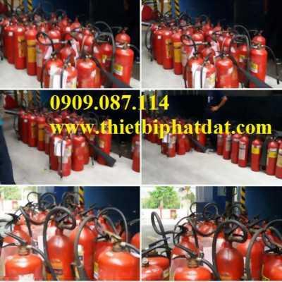 Nạp bình chữa cháy giá rẻ  0909 087 114