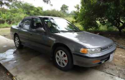 Cần nhượng nhanh xe Honda Accord nhập Mỹ 1992 cổ nhưng vẫn sang chảnh, có nhận fix giá nếu khách nhanh chóng.