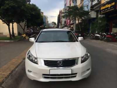 bán xe Honda Accord 2007 nhập nhật, màu trắng ca mai