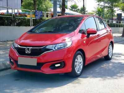 Bán Honda Jazz VX 2019 tự động màu đỏ may mắn rất mới
