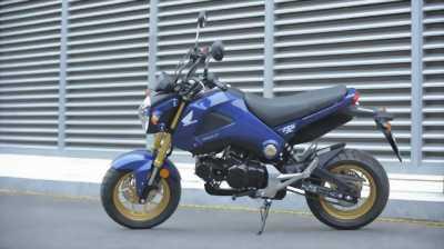 Mình cần bán gấp Honda MSX 125 để mua xe mới