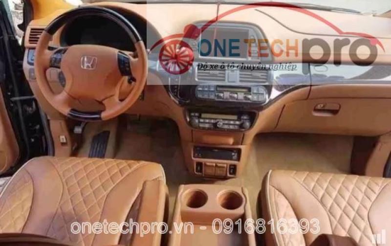 Bọc Ghế Da Ô Tô Xe Honda Accord