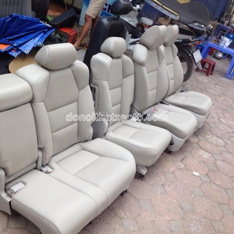 Bọc ghế da xe Honda Acura