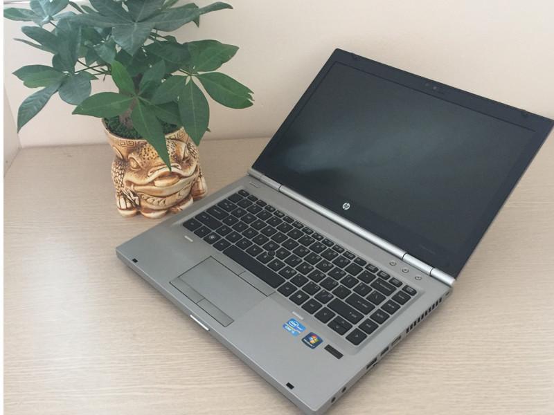 Laptop HP Elitebook 8460P core i5-2520M, Ram 4Gb