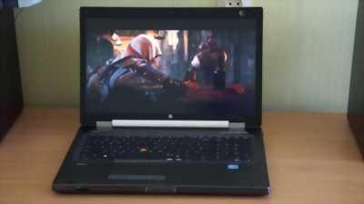 Thanh lí laptop HP 8770W tại nghệ an