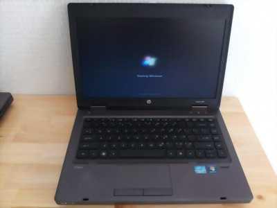 Laptop HP Core i5 hdd 500g pin 2h nữ dùng kỹ mới