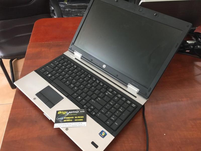 Ban nhanh HP Elitebook 8540P