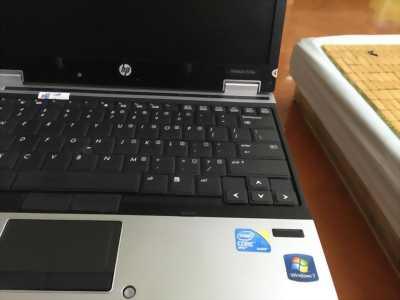 HP 2540p Core i7 Ram 4G hàng Nhật bảo hành 3 tháng