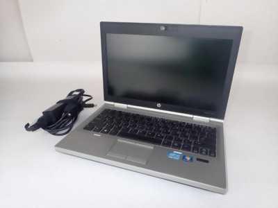 Laptop HP 2570P i5 thế hệ 3 vỏ nhôm cao câp chống trầy