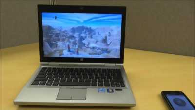 Laptop HP Elitebook 2570p cũ Core i5 3320M